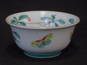 4 Mottahedeh Vista Alegre Bowls & Chinese Bowl