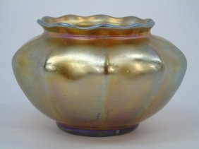 Louis Comfort Tiffany Favrile Vase