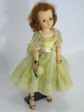Vintage Madame Alexander Cissy Plastic Doll
