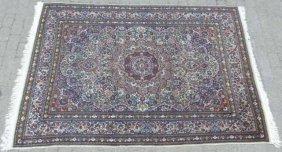 Oriental / Persian Fine Woven Wool Carpet & Pad