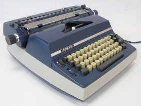 Vintage Adler Satellite Electric Typewriter