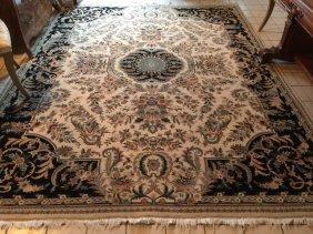Hand Knotted Pakistani Wool Oriental Carpet