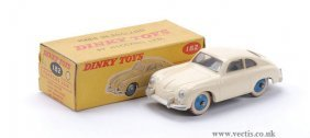 Dinky No.182 Porsche 356A Coupe
