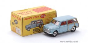 Dinky No.199 Austin 7 Countryman