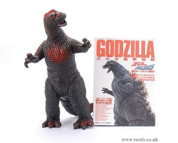 1238 Dor Mei Godzilla Figure Lot 1238