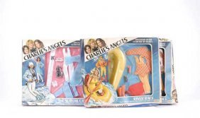 Palitoy Charlies Angels Escapade Packs X 3