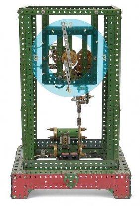 Meccano Bulle Clock