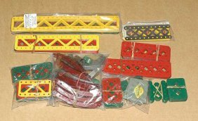 Meccano - A Small Quantity Of Components