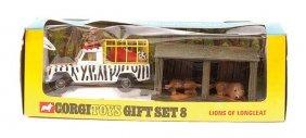 "Corgi No.GS8 ""Lions Of Longleat"" Gift Set"