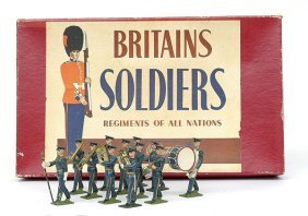Britains-Set1527-R.A.F. Band [Post War Version]