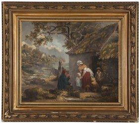 After George Morland (1763-1804)