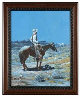 Ernest Morris (1927-* Templeton, Ca)