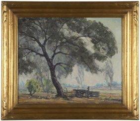 Trude Hanscom (1890-1975 Arcadia, Ca)