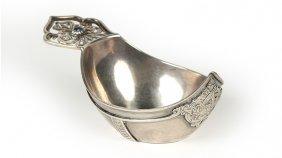 A Faberge .916 Silver Kovsh, Julius Rappoport