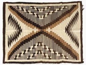 A Handwoven Navajo Regional Rug