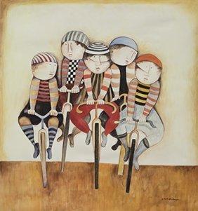 Graciela Rodo Boulanger (1935-* Bolivian)