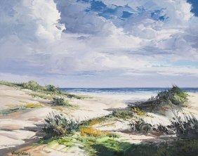 """Jose Vives-atsara (1919-2004), """"padre Island"""", 1974"""
