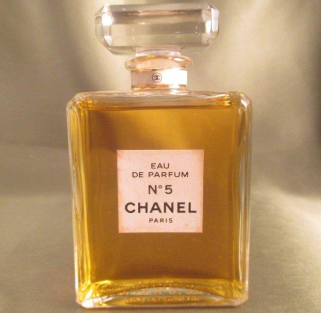 factice authentic chanel no 5 eau de parfum 3 3 fl oz lot 300. Black Bedroom Furniture Sets. Home Design Ideas