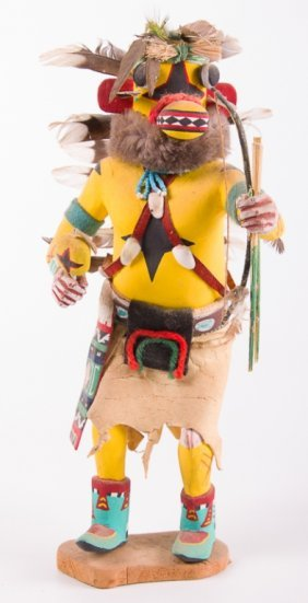 Marcus Nahee Native American Kachina
