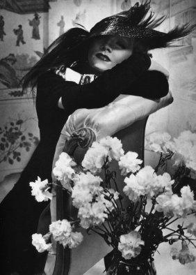Edward Steichen, Marlene Dietrich Vintage Photogravure