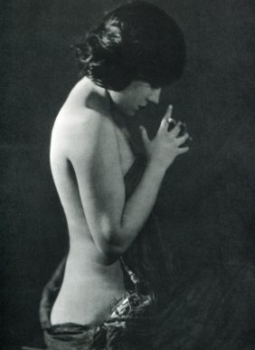 Alfred Cheney Johnston - Gloria Swanson - Photogravure