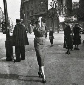 Boubat, Edouard - Paris, 1952
