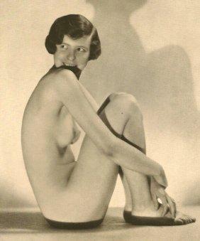 Davies, Frank - Nude