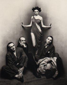 Penn, Irving - Ballet Society (balancine Etc.)