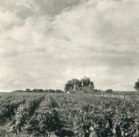 Schall, Roger - Chateau Margaux - Le Petit Chateau