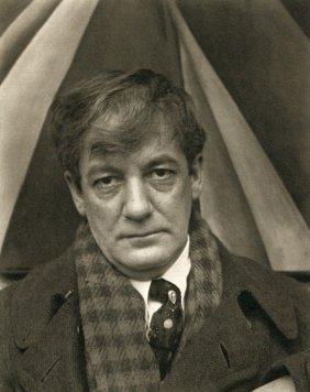 Stieglitz, Alfred - Sherwood Anderson 1923