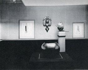 """Stieglitz, Alfred - Picasso - Braque Exhibit At """"291"""""""