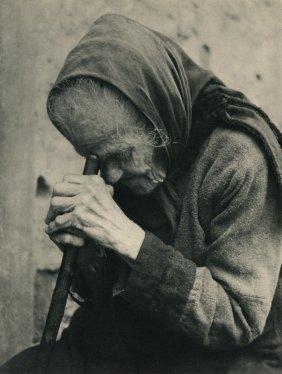 Balocchi, Vincenzo - Elderly Woman