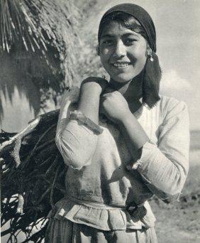 Stemprok, Karel - A Gypsy Girl