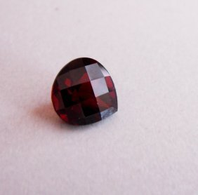 Natural Almandine Garnet Pear Shape 3.46ct 8.9x8.8x5.6m