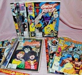 Vintage Lot 22 Marvel Comics Comicbooks