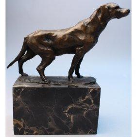 Louis Albert Carvin (1875 - 1951) Bronze