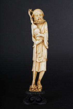 Ivory Decorative Sculpture