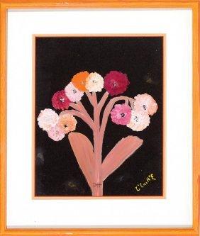 Clementine Hunter (american/louisiana, 1886-1988)