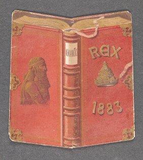 [mardi Gras] Rex 1883
