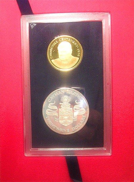 P Coin Cayman Island