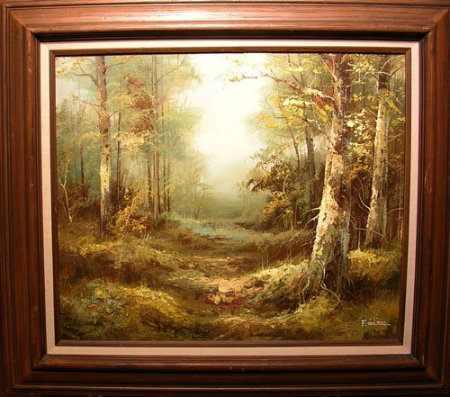 Artistic Interiors Inc Oil Paintings