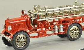 Hubley Ladder Truck