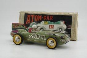 "BOXED ""ATOM-CAR"""