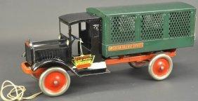Packard American Railway Express Truck