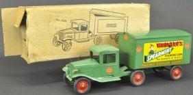 Buddy 'l' Boxed Wrigley's Truck