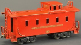 Buddy 'l' Outdoor Railroad Caboose