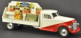 Buddy 'l' Motor Market Truck
