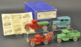 Arcade Boxed Auto Set No. 344