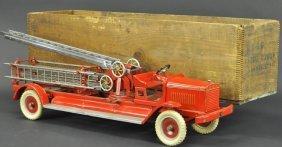 Kingsbury Aerial Ladder Truck