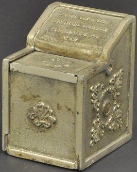 20th Century Savings Mechanical Bank
